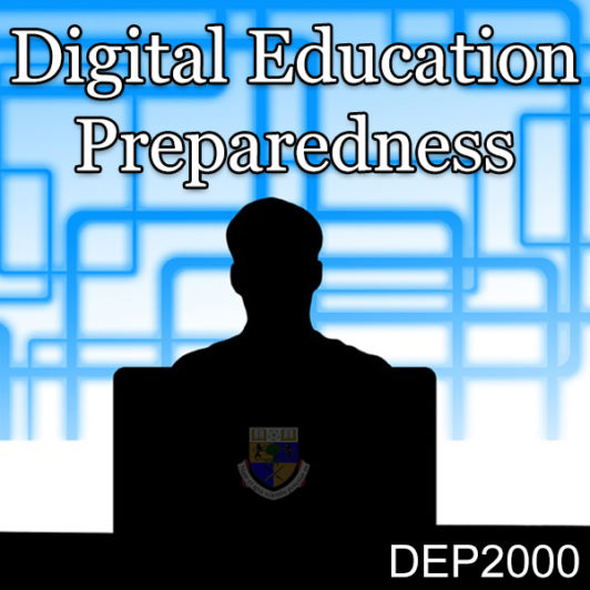 DEP2000 Digital Education Preparedness