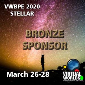 VWBPE 2020 Stellar Bronze Sponsor