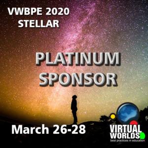 VWBPE 2020 Stellar Platinum Sponsor