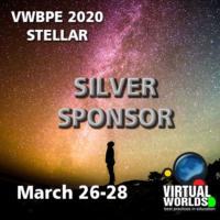 VWBPE 2020 Stellar Silver Sponsor
