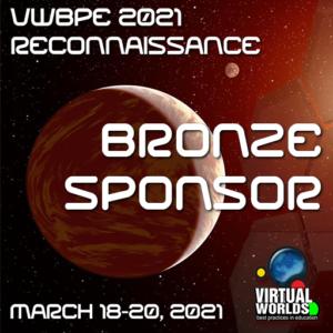 VWBPE 2021 Bronze Sponsor