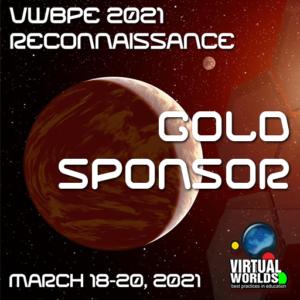 VWBPE 2021 Gold Sponsor